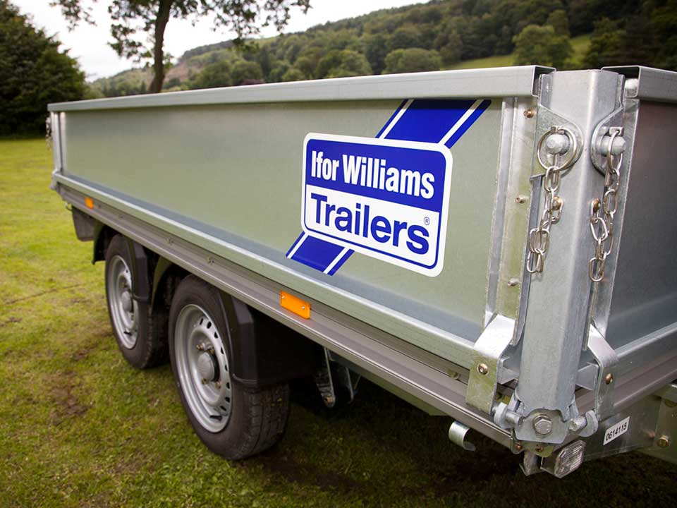 Photo: trailers from Tony Sharp, Broughton-in-Furness, Cumbria