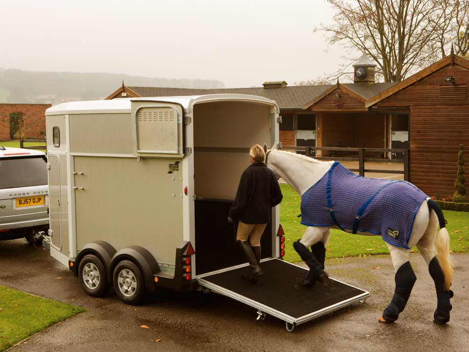 Photo: horsebox trailers from Tony Sharp, Broughton-in-Furness, Cumbria